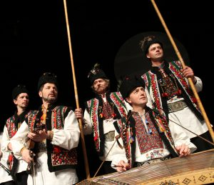 {:en}St.  Nicholas/Sviatij Mykolai Celebration and concert at LaMama Theatre: Koliadnyky{:}{:uk}Святкування Миколая / Святого Миколая{:} @ Ukrainian National  Home